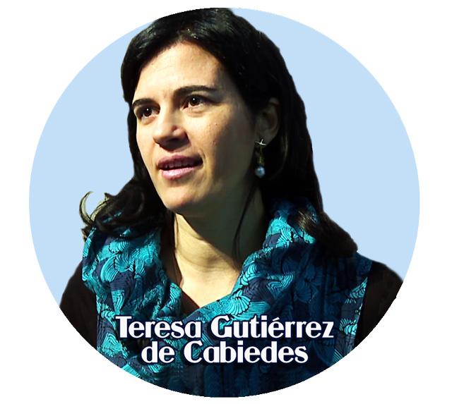 Teresa Gutiérrez de Cabiedes