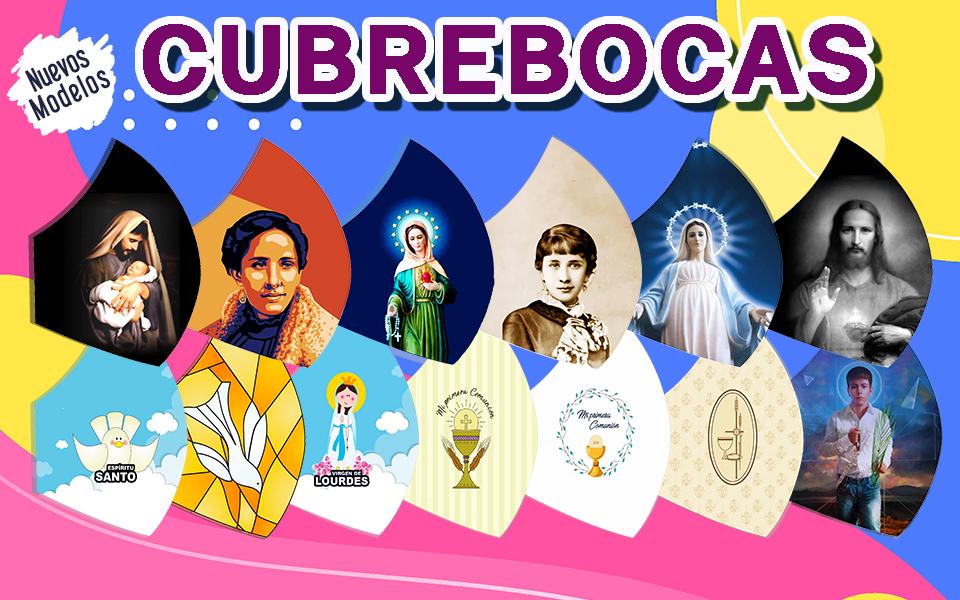 Cubrebocas Marzo 2021