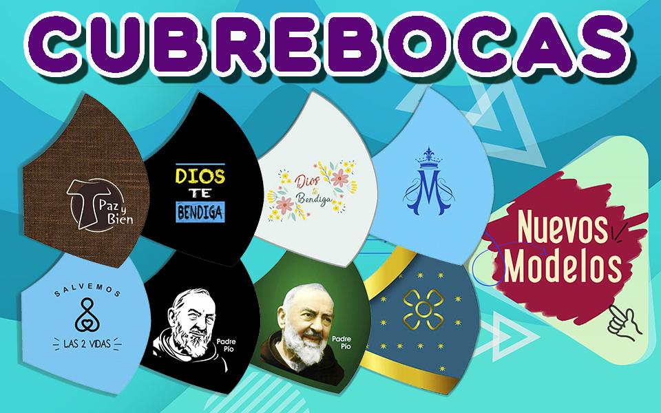 Cubrebocas – Nuevos Modelos