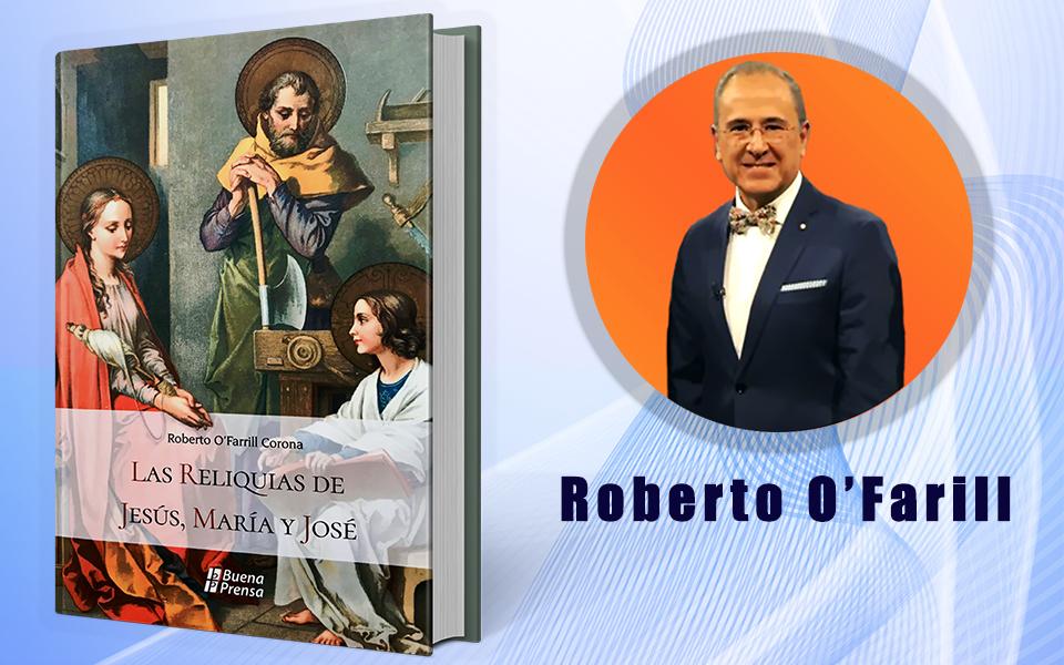 Las Reliquias de Jesús, María y José