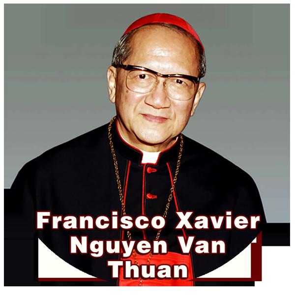 Card. Francisco Javier Nguyên Van Thuân.
