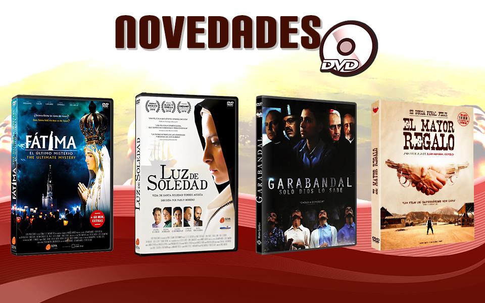 Novedades en DVD