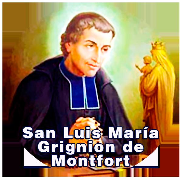 San Luis María Grignion de Montfort