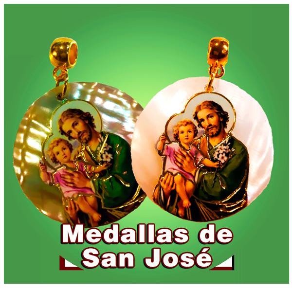 Medallas de San José
