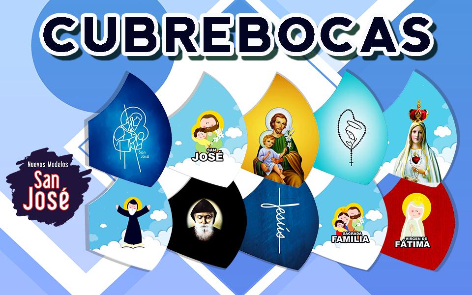 Cubrebocas – San José